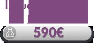 Robes à partir de 590€